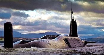 Tàu ngầm hạt nhân Anh – Pháp và vụ va chạm dưới đáy đại dương