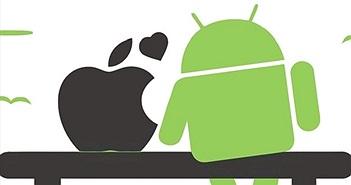 Đưa 6 tính năng độc quyền của iPhone vào smartphone Android
