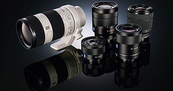 Sony sẽ phát hành bản cập nhật firmware mới để giảm độ trễ khởi động của các ống kính