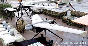 Tập đoàn Kalashnikov Nga đá lấn sân sang thị trường UAV