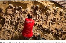 Phát hiện hàng trăm bộ xương người ở Paris