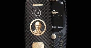 """Chiếc Nokia 3310 đặc biệt dành cho """"fan cuồng"""" Putin"""