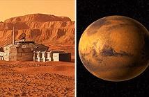 Đây là cách con người sẽ sống ở sao Hỏa?