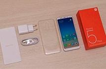 Trên tay Xiaomi Redmi 5 Plus bản quốc tế: thiết kế đẹp, hiệu năng tốt