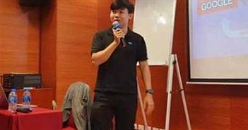 Doanh nhân Hà Tuấn Khang: Hãy để đam mê mở đường, tư duy và khát vọng dẫn lối