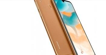 Ra mắt Huawei Y6 màn hình siêu lớn, mặt lưng giả da cao cấp