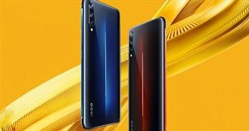 Rò rỉ thiết kế của smartphone chơi game Vivo iQQQ