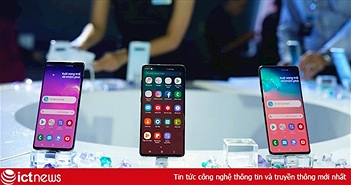 Hơn 16 ngàn đơn đặt hàng Samsung Galaxy S10 tại các nhà bán lẻ