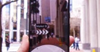 Google Maps AR bắt đầu được mở rộng cho người dùng
