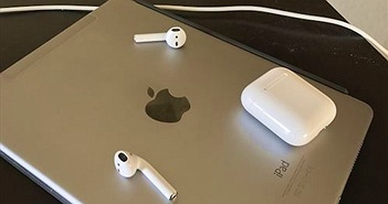 AirPods 2 sẽ có lớp phủ như Apple Pencil 2 và sạc nhanh không dây