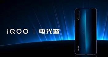 Gaming smartphone Vivo IQOO: Snapdragon 855, tản nhiệt chất lỏng cùng Multi-Turbo