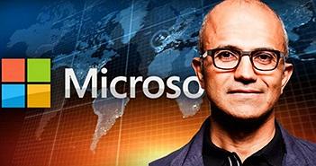 Satya Nadella - CEO tham vọng của Microsoft