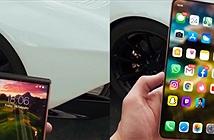 Chiếc iPhone gập lại này chắc chắn khiến mọi đối thủ run sợ