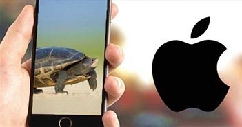 """Nguyên nhân nào làm smartphone cũ chạy """"ngày càng như rùa bò""""?"""