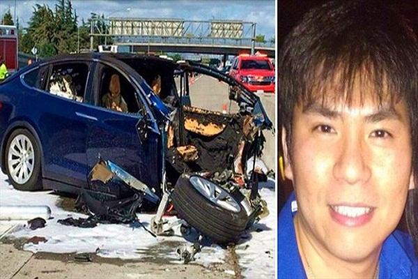 Tesla và Apple bị đổ lỗi vì tài xế lái xe tử vong