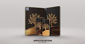 Caviar tiết lộ iPad Pro nạm 1kg vàng kèm câu nói của Tim Cook và Steve Jobs