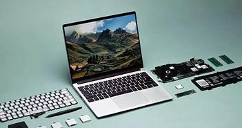 """Laptop """"độc"""" cho người dùng tùy chọn tự dựng theo ý muốn"""