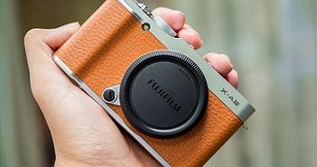 [Trên tay] Máy ảnh Fujifilm X-A2 chính hãng