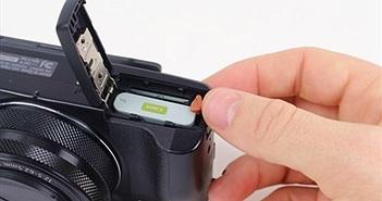 Khám phá nội thất máy ảnh PowerShot G1 X Mark II