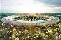 Trụ sở mới của Apple lộ diện qua video quay bằng Drone