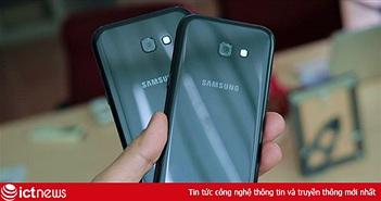 Đổi điện thoại Samsung cũ lấy Galaxy A5-A7 2017 mới