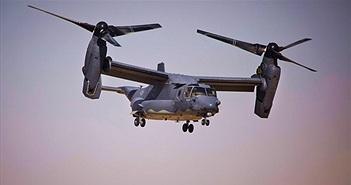 Mỹ sẽ trang bị vũ khí bắn đạn 'vô hình' cho trực thăng vũ trang V-22 Osprey