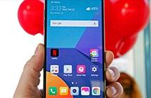 LG G7 xuất hiện với hình dáng mê hoặc
