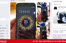 Fan hào hứng khoe ảnh mới tậu Bphone 2 phiên bản đặc biệt