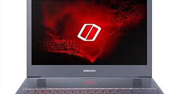 Samsung giới thiệu laptop chơi game Odyssey Z: 15.6 inch, GPU GTX 1060, CPU Core i7 6 nhân