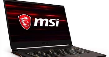 MSI ra mắt loạt laptop chơi game dùng CPU Intel thế hệ thứ 8