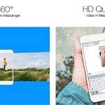 Người dùng Messenger giờ đây đã có thể gửi ảnh 360 độ và video HD