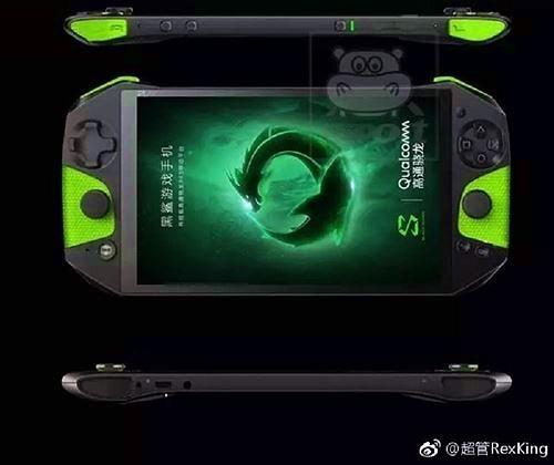 Black Shark sẽ là smartphone khủng nhất của Xiaomi?
