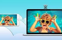 Tuyệt chiêu biến smartphone thành webcam cho máy tính để gọi video