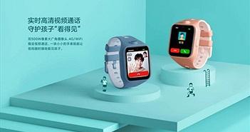 Xiaomi ra mắt smartwatch cho trẻ em: màn AMOLED, 2 camera, giá 127 USD