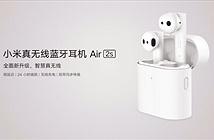 Xiaomi ra mắt tai nghe Mi Air 2S: Bluetooth 5.0, pin 24 giờ, sạc không dây, giá 56 USD