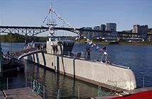 Tàu săn ngầm không người lái Sea Hunter lần đầu ra biển