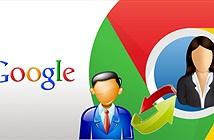 Hướng dẫn đăng nhập nhiều tài khoản trên Google Chrome