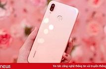 Huawei Nova 3e có thêm phiên bản màu hồng tại Việt Nam