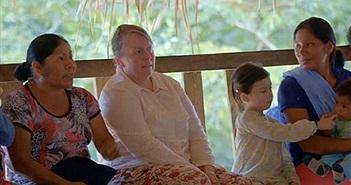 Người phụ nữ Anh bỏ nhà tới rừng Amazon lấy thổ dân