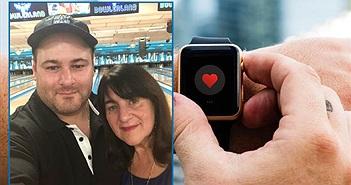 Apple Watch lại một lần nữa cứu sống mạng người