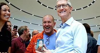 CEO Apple Tim Cook phản pháo giới phân tích, khẳng định 99% người dùng hài lòng với iPhone X