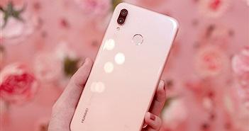 Huawei Nova 3e có thêm bản màu hồng cực kool, giá vẫn 6,99 triệu đồng
