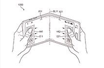 Samsung nhận bằng sáng chế về smartphone gập ngang và màn hình di động trong suốt