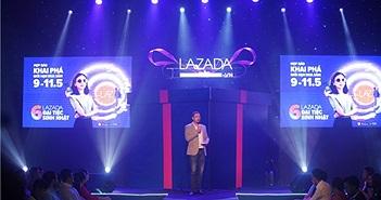 Lazada kỷ niệm 6 năm hoạt động tại Việt Nam