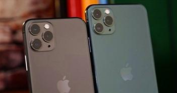 Doanh số iPhone tiếp tục sụt giảm trong Quý 1