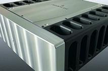 Jeff Rowland Model 735, nút nguồn mới, nâng cấp biến áp, chống nhiễu tinh vi