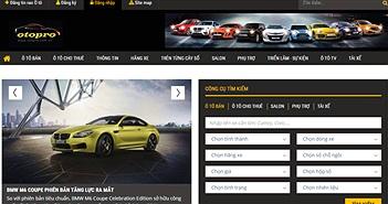 Một loạt trang tin điện tử chuyên về ô tô, xe máy bị xử lý vi phạm