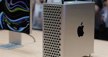 Chờ mỏi mòn, cuối cùng Mac Pro mới cũng trình làng với giá cao ngất ngưởng