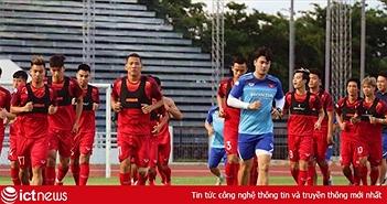 Xem bóng đá trực tiếp Việt Nam với Thái Lan trên VTC1, VTC3 thế nào?