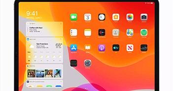 iPad đã có hệ điều hành riêng tên gọi iPadOS: tách biệt nhưng quen thuộc